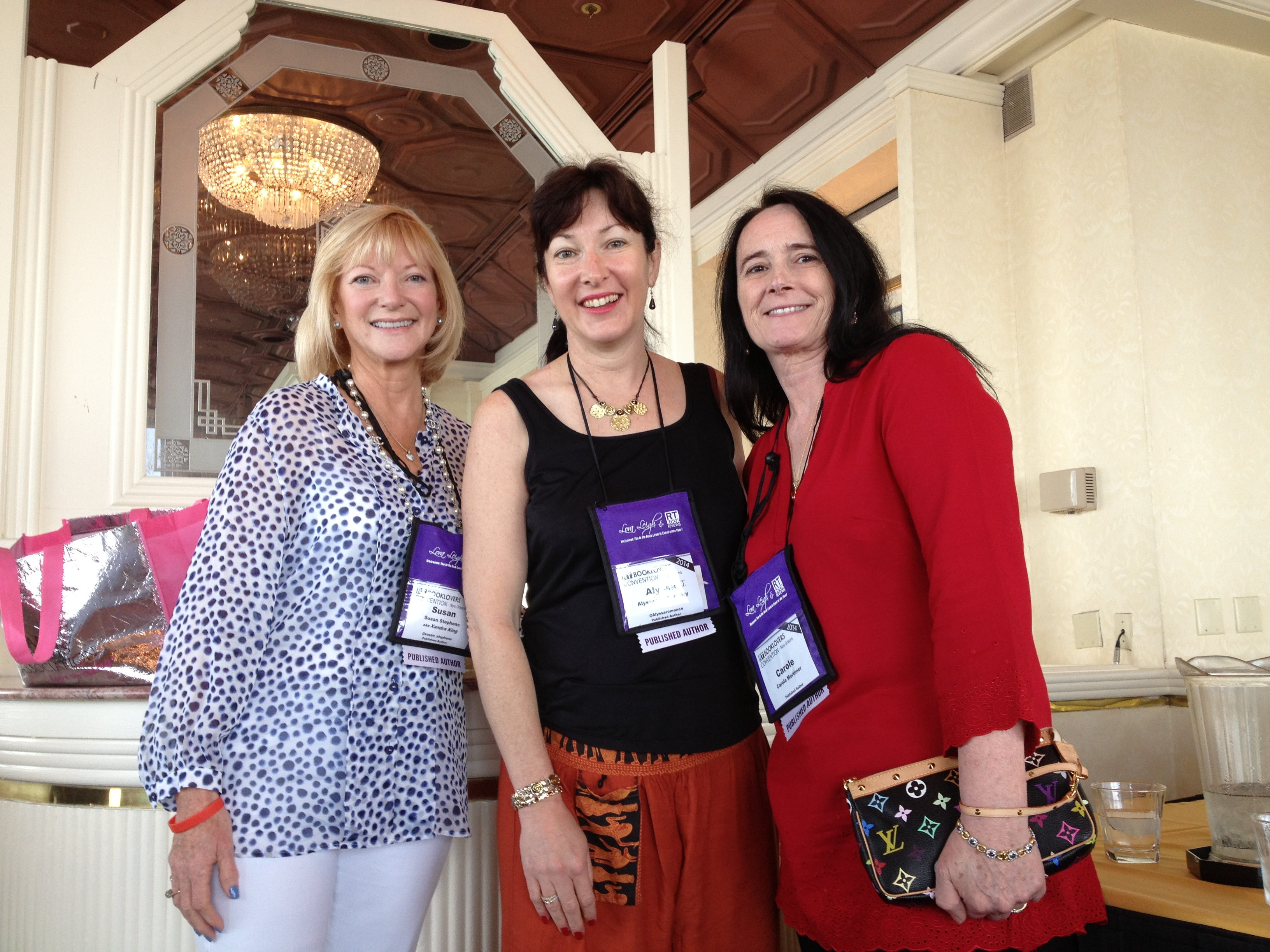 Susan Stephens, Alyssa J. Montgomery and Carole Mortimer