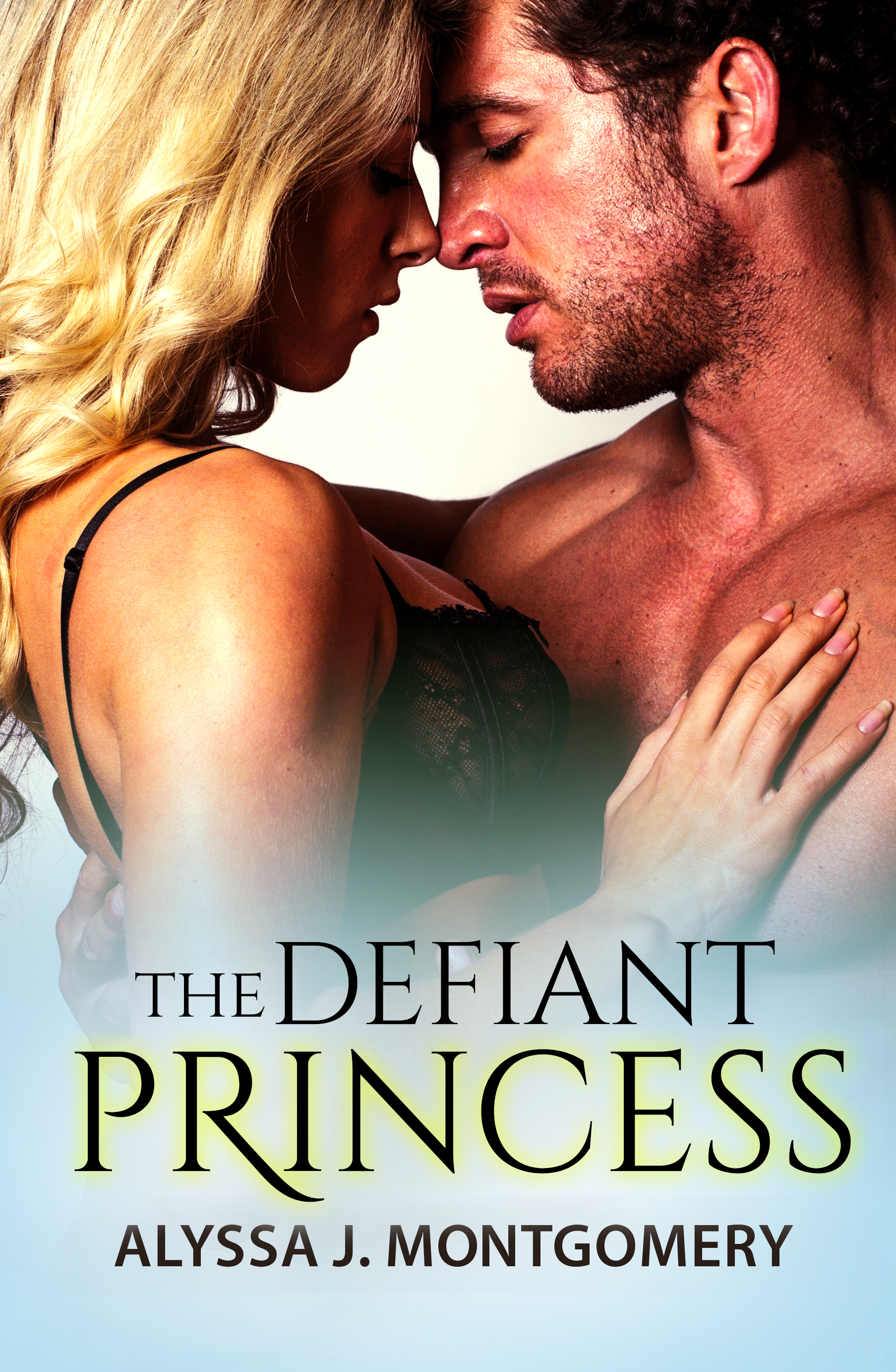 The Defiant Princess Cover