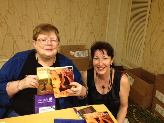 tamora pierce and alyssa j montgomery